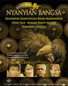 Konser Musik Nyanyian Bangsa