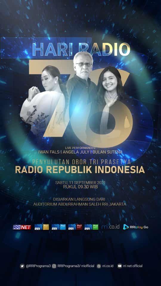 Peringatan Hari Radio Ke-76